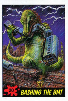 dinosaur attack 20 Every Dinosaur Attack Card