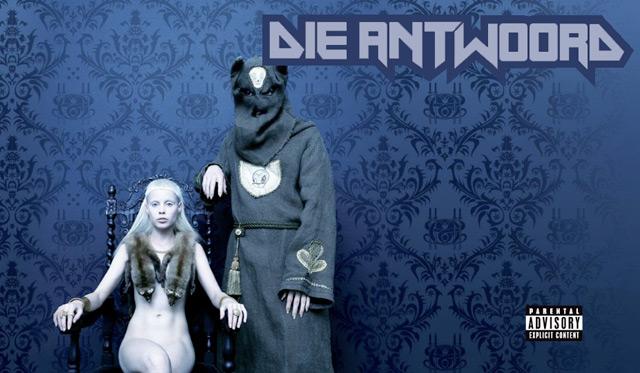 die antwoord album Die Antwoord Album Art