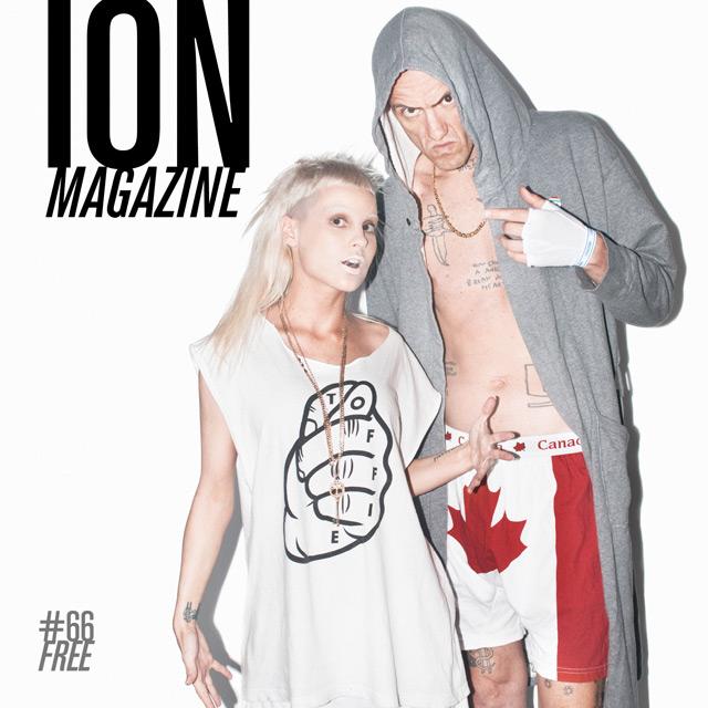 die antwoord2 Interview with Yo Landi Vi$$ser and Ninja of Die Antwoord