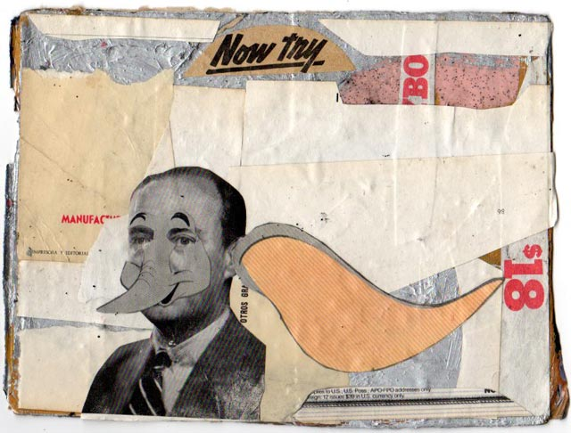 bast dumbo Bast's Print, Collage and Gallery Art