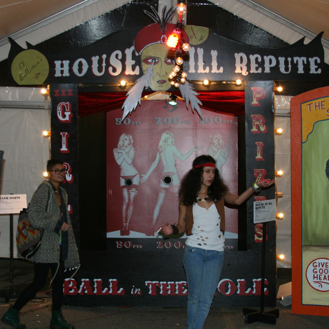 house of ill repute Artists Midway