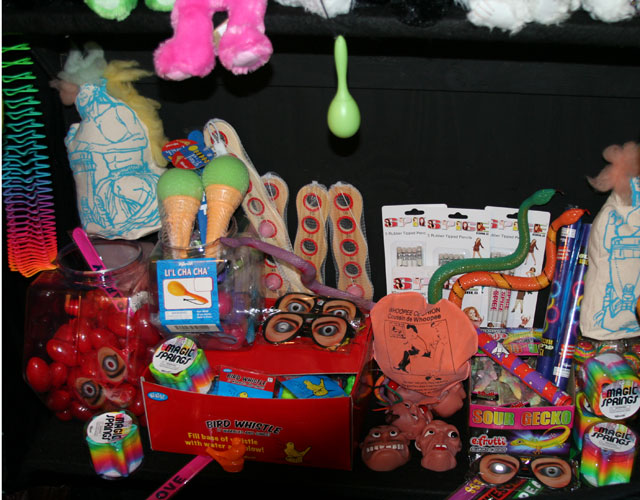 incredible prizes Artists Midway