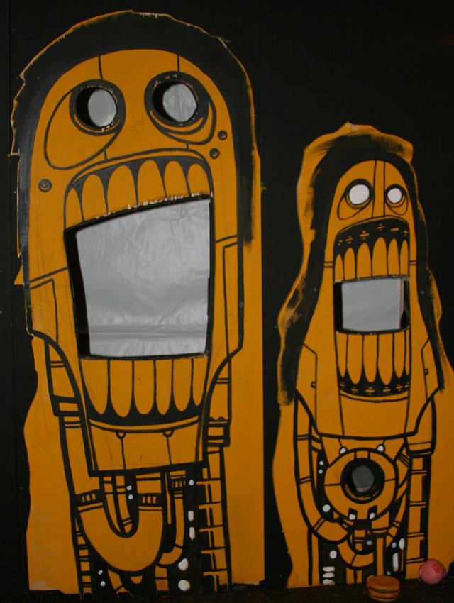 peter ricq zombots game Artists Midway
