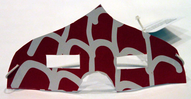 logan sturrock 2 NYE Artists Masks for the Waldorf Hotel