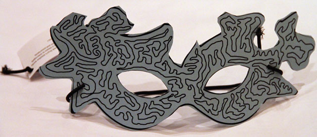 patrick cruz 1 NYE Artists Masks for the Waldorf Hotel