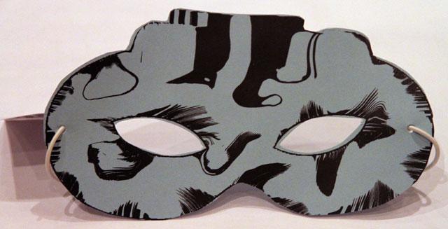 patrick cruz 2 NYE Artists Masks for the Waldorf Hotel