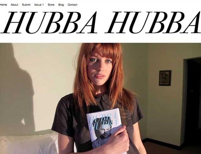 hubba hubba magazine e1328828349239 Hubba Hubba Magazine