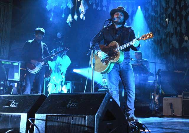 wilco jeff tweedy nels cline Wilco at the Orpheum Theatre