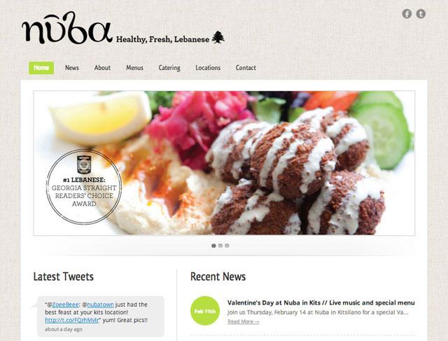 Nuba Website Nuba Website