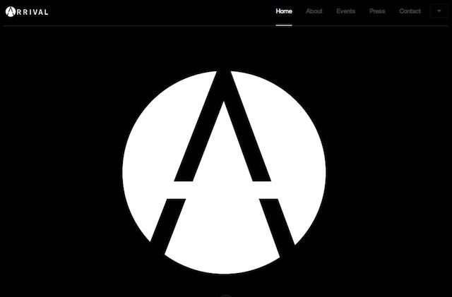 Arrival Website Arrival Agency Website