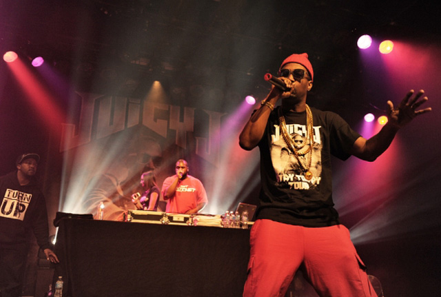 Juicy J by Rebecca Blissett Juicy J review for the Georgia Straight