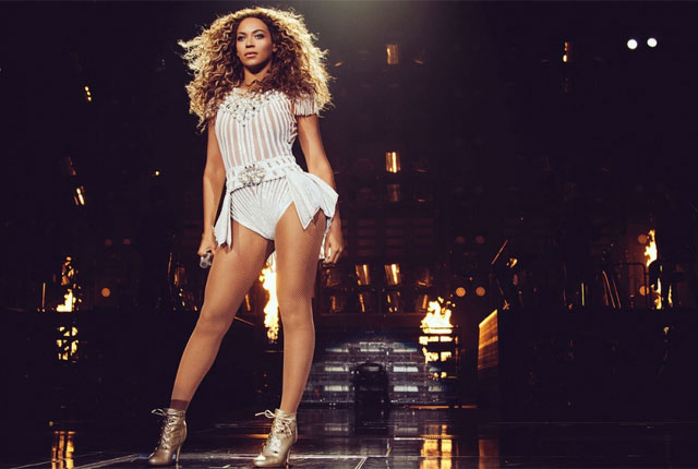 Beyonce in Vancouver Review of Beyoncés Vancouver concert in the Georgia Straight