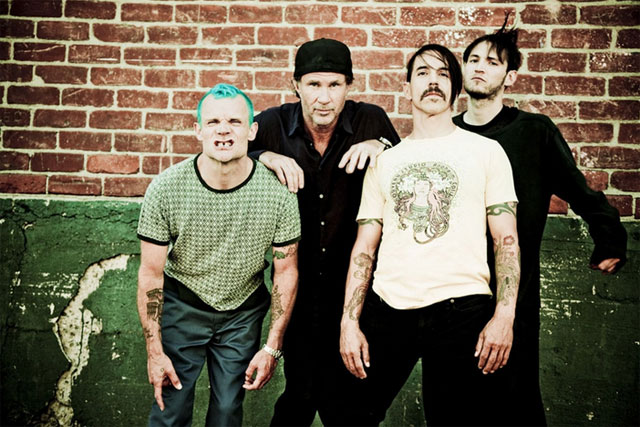Flea and the Red Hot Chili Peppers Pop Eye Column for the Georgia Straight About Seeing Fleas Penis During the Super Bowl Halftime Show