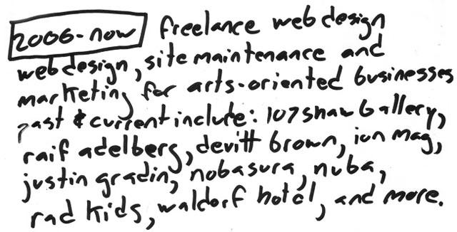 webdesign2 résumé