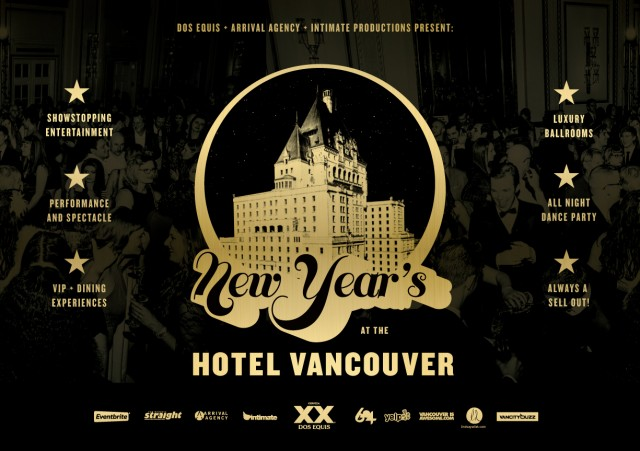 Hotel Vancouver NYE e1451948345569 NYE at the Hotel Vancouver
